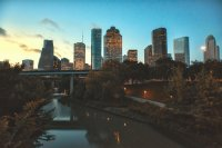 Houston Skyline-