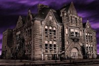 haunted school