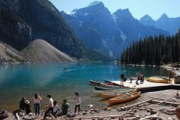 Lake Moraine, Yoho National Park