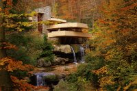 Franklin Lloyd Wright house