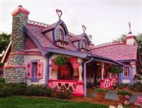 the house that barbie built?