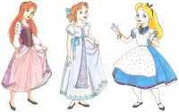 Eilonwy Wendy Alice