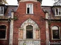 haunted house Dessau Germany