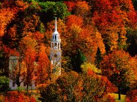 country church Vermont