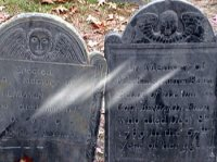 Salem tombstones