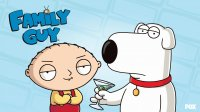 Stewie and Brian ( Family Guy)
