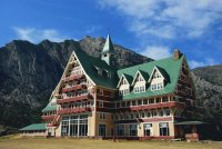 The Prince of Wales Hotel, Waterton NP