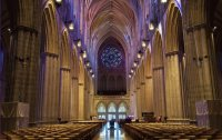 National Cathedral Interior