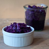 Purple Sauerkraut