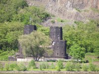 Remnants of the Bridge of Remagen