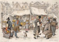Anton Pieck famous Dutch Drawer