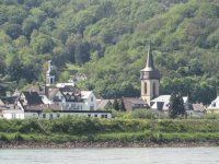 Along the Rhine River