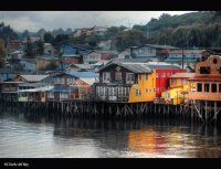 Palafitos de Chiloe - Chile