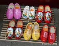 Wooden Shoes  Volendam