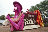 Flower parade Lichtenvoorde Broadway Showtime
