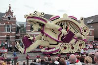 Flower parade Zundert  2013  the Netherlands
