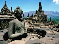 Borobudur Temple Central Java