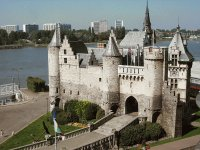 Castle Steen  Antwerp  Belgium