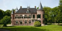 Castle de Keukenhof  Lisse the Netherlands