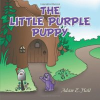 The Little Purple Puppy-Book