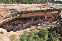 Palace Cliff Houses, Mesa Verde