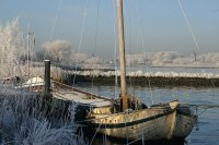 Wintertime in Holland