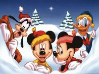 We wish You a Disneyfull Christmas
