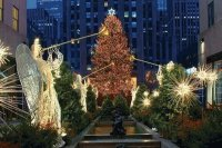 New York Rockefeller Plaza