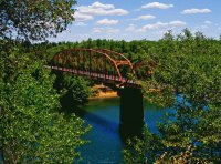 Old Red Bridge-Fair Oaks