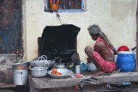 Cooking in India