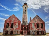 Old Lighthouse Curacao