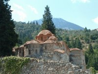 Byzantines Church  Macedonia