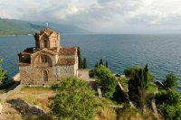 Byzantines Church  Greece