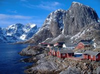 Beautiful picture from the Lofoten