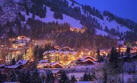 Grand Hotel Park- Gstaad (Swiss Alps)
