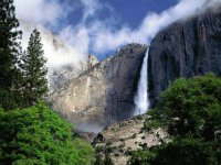 Yosemite Falls-Sierra Valley