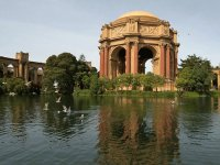 Palace of Fine Arts-San Francisco