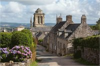 Locronan  Finistere  France