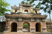 Entrance to the Old King City Hue