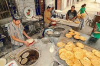 Bakery  Xinjiang Province  China