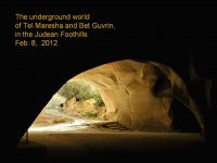 Beit Jubrin Caves