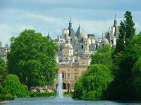 Horseguards Parade from St James Park