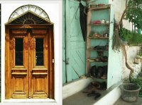 Mediterranean Doorways