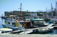 Harbour at Girne