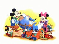 Mickey Mouse and Friends Vacation planning