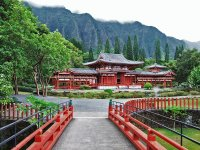 Byodo Shrine  Japan
