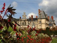 Fontainebleau Garden  France