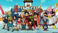 dragon ball z guerreros