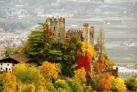 Castle in Autumn