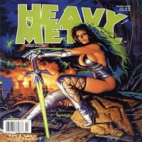 Heavy Metal - Comic